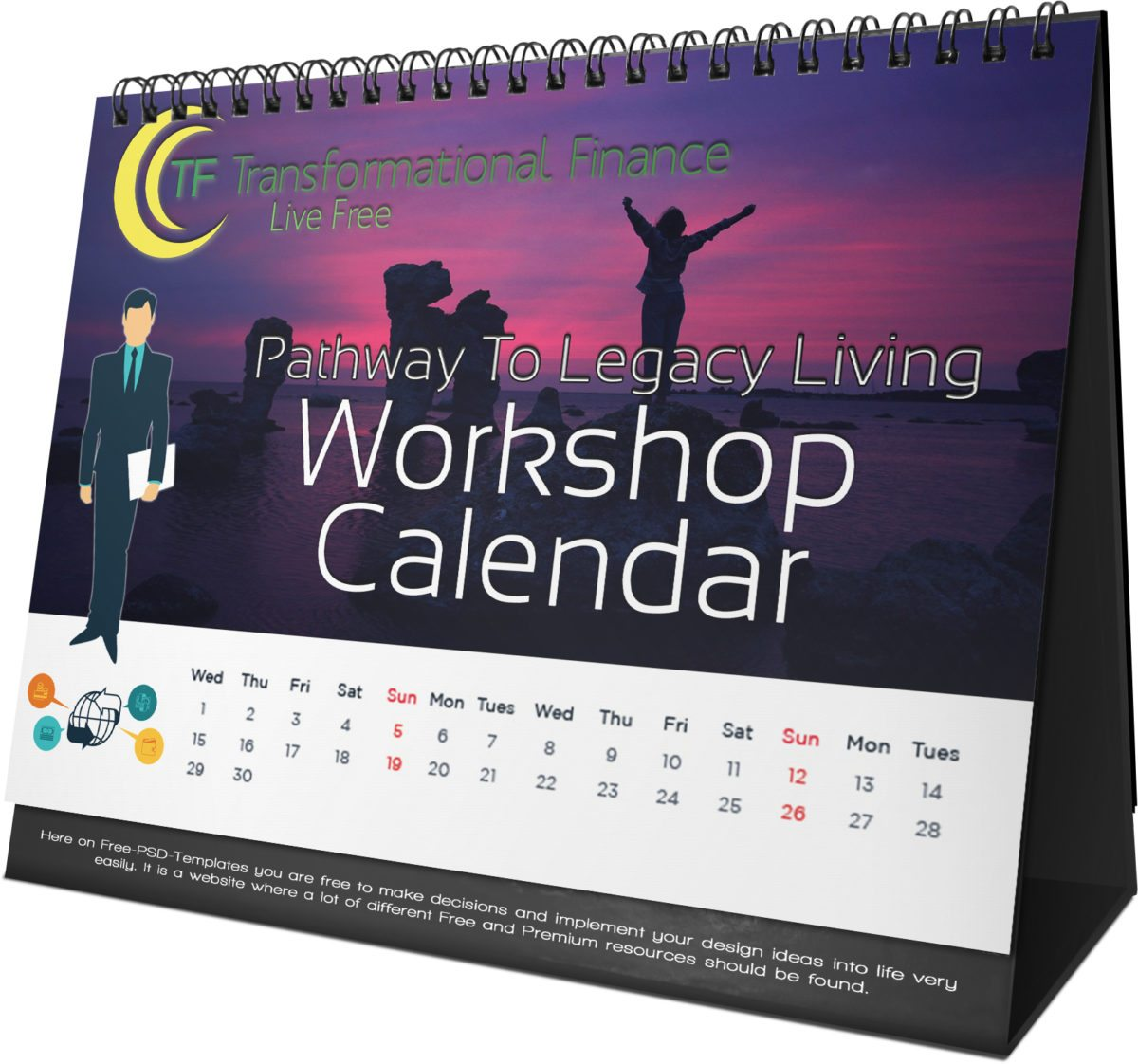 Workshop Calendar Development
